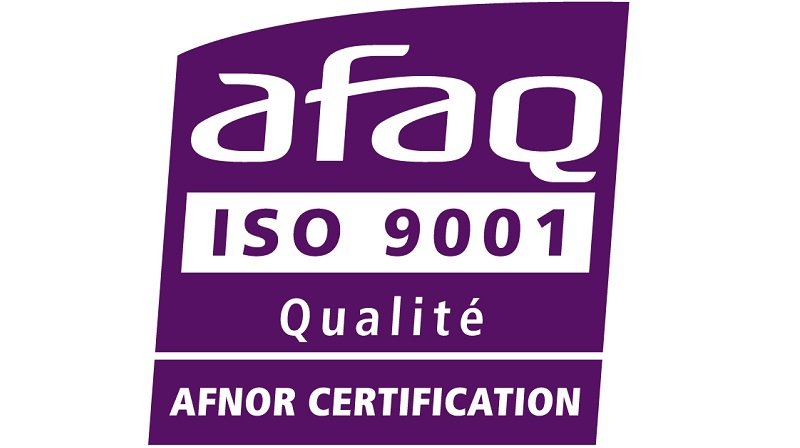 Certification Iso 9001 cegelec